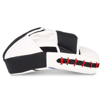 Fumetsu Shield Focus Mitts White/Black