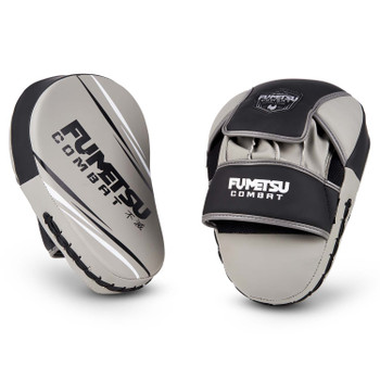 Fumetsu Shield Focus Mitts Grey/Black