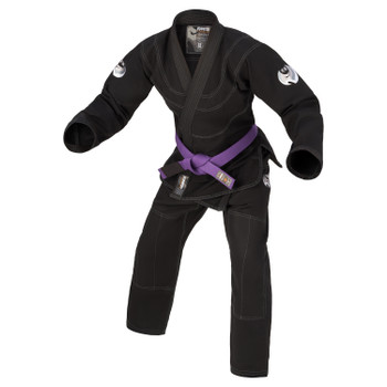 Fumetsu Ghost BJJ Gi Black