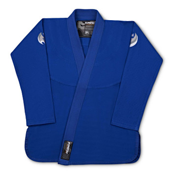 Fumetsu Kids Ghost BJJ Gi Blue