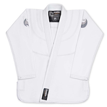 Fumetsu Kids Ghost BJJ Gi White