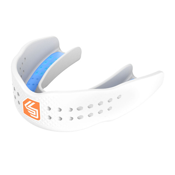 Shock Doctor Youth Superfit Mouth Guard White