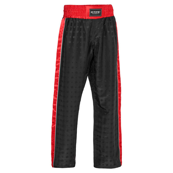 Bytomic Performer V2 Kids Kickboxing Pants Black/Red