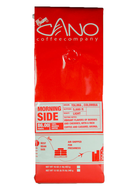 Morning Side  Light Roast Coffee Cano Coffee