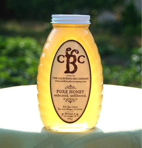 Sage Honey 1-lb