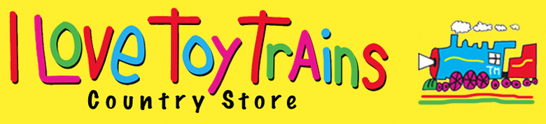 I Love Toy Trains The Store