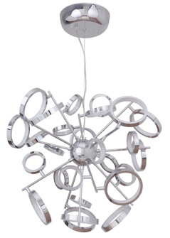 26 Ring LED Adjustable Chandelier (20|47126CHLED)