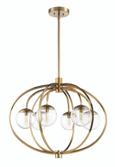 6 Light Chandelier (20|45526SB)