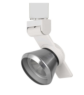 12W Dimmable integrated LED Track Fixture, 750 Lumen, 90 CRI (162|HT999WHCONEBS)