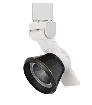 12W Dimmable integrated LED Track Fixture, 750 Lumen, 90 CRI (162|HT999WHCONEDB)
