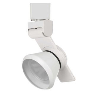 12W Dimmable integrated LED Track Fixture, 750 Lumen, 90 CRI (162|HT999WHCONEWH)