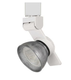 12W Dimmable integrated LED Track Fixture, 750 Lumen, 90 CRI (162|HT999WHMESHBS)