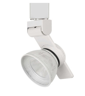 12W Dimmable integrated LED Track Fixture, 750 Lumen, 90 CRI (162|HT999WHMESHWH)
