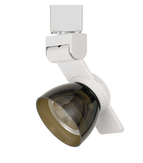 12W Dimmable integrated LED Track Fixture, 750 Lumen, 90 CRI (162|HT999WHSMOCLR)