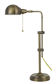 60W Corby Pharmacy Desk Lamp With Pull Chain Switch (162|BO2441DKAB)