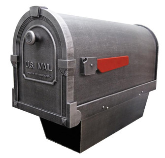SCS-2014-SW Savannah Curbside Mailbox With Paper Tube (278|SCS2014SW)