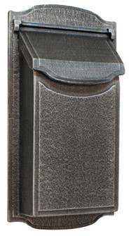 SVC-1002-SWContemporary Vertical Mailbox Residential Aluminum Wall Mount Decorative Modern Design (278|SVC1002SW)