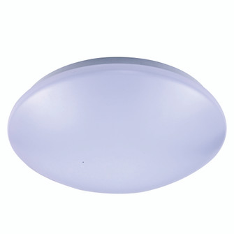 LED Surface Mount L:11 W:11 H:4 15W 1050LM 3000K frosted white Finish Acrylic Lens (758 LDCF3001)