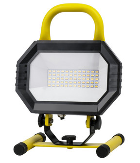 LED PORTABLE WORK LIGHT, 4000K, 100 degree, CRI80, UL, 30W, 220W EQUIVALENT, 35000HRS, LM2000, NON-D (758|PWL5003Y)
