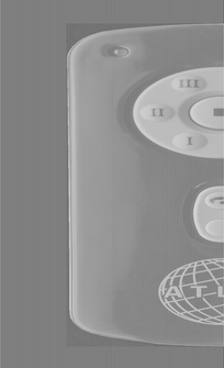 Proprietary Remote Control and Receiver for DC Atlas Ceiling Fans. (230|ATRCDCCEILING)
