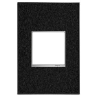 Black Stainless, 1-Gang Wall Plate (1452|AWM1G2BLS4)