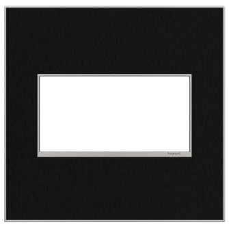 Black Stainless, 2-Gang Wall Plate (1452|AWM2GBLS4)
