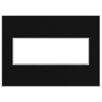 Black Stainless, 3-Gang Wall Plate (1452|AWM3GBLS4)