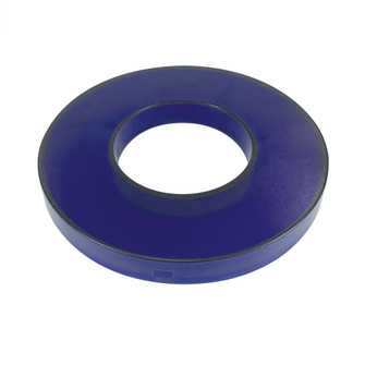 5'' Cobalt Click Decorative Ring, Frosted Blue w/ White Reflector (104|NLCBC25DRFB)