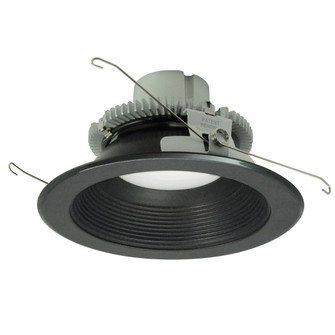 6'' Cobalt Click 1000LM LED Retrofit, Round Baffle, 12W, 3500K, Black, 120V Triac/ELV Dimming (104|NLCBC265235BB10)
