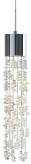 Pendant Rock candy Golden Shadow Polished Nickel  MR16 Halogen 50W Monopoint Canopy (1381 PD178GSPNM5M)