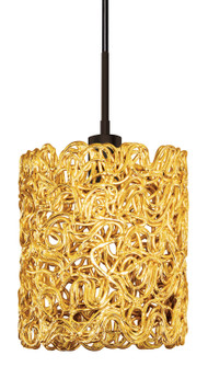 Pendant Spaga Gold Bronze Hal G4 35W 700lm Monopoint (1381 PD531GOBZX3M)