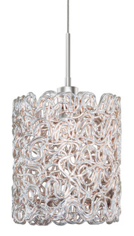 Pendant Spaga Silver Bronze Hal G4 35W 700lm Monopoint (1381 PD531SIBZX3M)