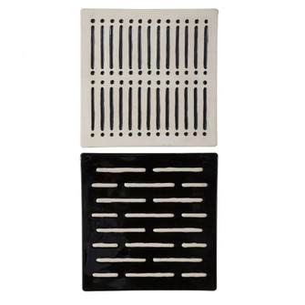 Uttermost Domino Effect Modern Wall Decor, S/2 (85|04278)