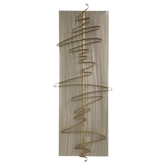 Uttermost Script Modern Metal Wall Decor (85|04261)