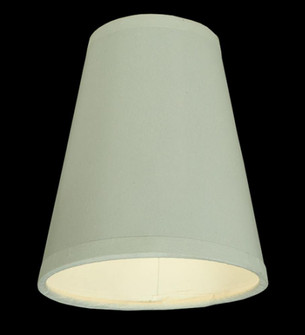 4''W X 4.75''H Parchment White Shade (96|137120)