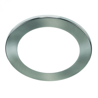 LED MAGNETIC DOWNLIGHT 4'' TRIM ROUND NICKEL (203|775704)