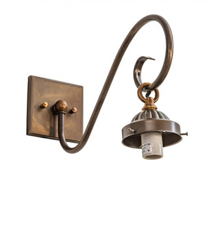 5'' Wide Pallavolo 1 Light Wall Sconce Hardware (96|212645)
