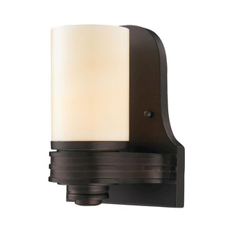 Waverly 1-Light Sconce in Aged Bronze (91|610651)