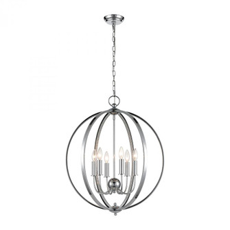 Venue 6-Light Orb Pendant - Large (7480|D4686)