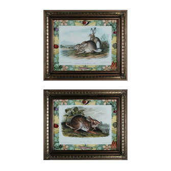 Rabbits with Border (7480|10048S2)