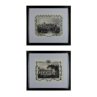 Etchings with Borders (7480|10030S2)