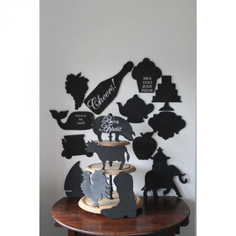 Cake Petite Chalkboard (16 inches) (4606|PCCKS2)