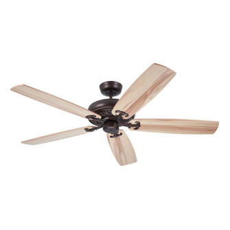 kathy ireland HOME by Luminance Brands Crown Select Eco Ceiling Fan | Home Improvement Fix (53|CF4502VNB)