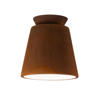 Trapezoid Outdoor Flush-Mount (254 CER6170WRRST)