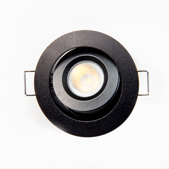 12VDC 3W Mini-Dimmable and Adjustable LED Downlight (674|GMR4WWB)