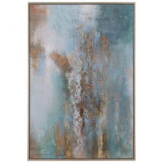 Uttermost Rendezvous Hand Painted Abstract Art (85|41432)