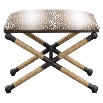 Uttermost Fawn Small Bench (85|23662)