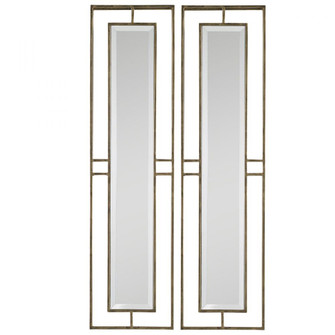 Uttermost Rutledge Gold Mirrors, S/2 (85|07082)