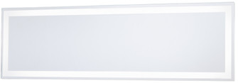 MIRROR WITH LED LIGHT RECTANGLE SHAPE (10|61101)