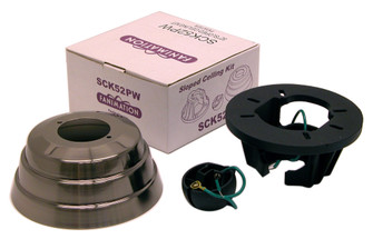 Sloped Ceiling Kit - 1-inch - PW (90 SCK152PW)